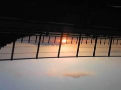 イナゲマン 公式ブログ/朝焼け。 画像1