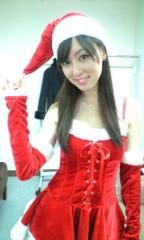 秋山莉奈 公式ブログ/Happy X'mas(//∀//) 画像1
