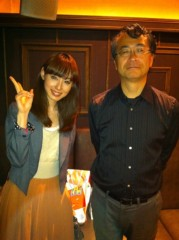 秋山莉奈 公式ブログ/監督紹介♪♪ 画像1