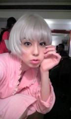 秋山莉奈 公式ブログ/金髪×水着 画像3