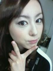 秋山莉奈 公式ブログ/メイクちぅ(*/ ω\*) 画像1