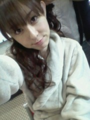 秋山莉奈 公式ブログ/バスローブ 画像1