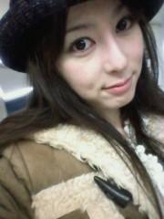 秋山莉奈 公式ブログ/メイクオフ! 画像1