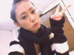 秋山莉奈 公式ブログ/手が・・・ 画像1