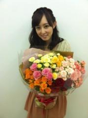 秋山莉奈 公式ブログ/たくさん、ありがとう♪ 画像1