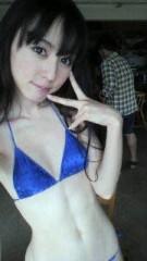 秋山莉奈 公式ブログ/グラビアオフショット♪ 画像1