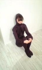 秋山莉奈 公式ブログ/全身タイツ 画像1