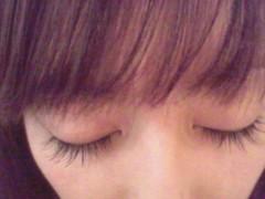 秋山莉奈 公式ブログ/まつ毛ビヨ〜ン♪ 画像1