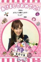 秋山莉奈 公式ブログ/2013年☆ 画像1