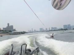 秋山莉奈 公式ブログ/海サイコー(* ´∀`*) 画像2