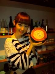 秋山莉奈 公式ブログ/カボチャのケーキ♪ 画像1