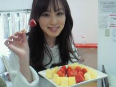 秋山莉奈 公式ブログ/おはょ(笑) 画像1