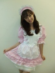 秋山莉奈 公式ブログ/メイドコスプレ 画像1