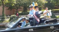 秋山莉奈 公式ブログ/一日警察署長パート2 画像1