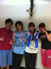 秋山莉奈 公式ブログ/侍ブルー♪ 画像1