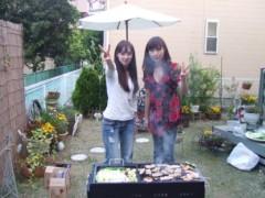 秋山莉奈 公式ブログ/バーベキュー 画像1