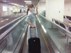 秋山莉奈 公式ブログ/飛び立ちます。 画像1