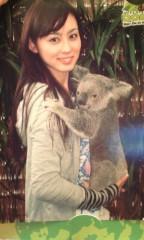 秋山莉奈 公式ブログ/おはコアラ( −Q−) 画像1