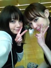 秋山莉奈 公式ブログ/優里亜と。 画像1