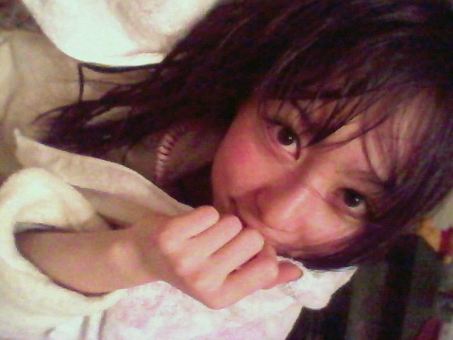 秋山莉奈 公式ブログ/お風呂あがり~すっぴん。 - GREE