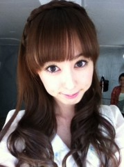 秋山莉奈 公式ブログ/お初っっ 画像1