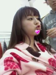 秋山莉奈 公式ブログ/へん顔(笑) 画像1