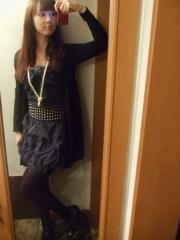 秋山莉奈 公式ブログ/本日のファッション☆彡 画像1