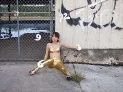 秋山莉奈 公式ブログ/おは水着〜(* ´∀`*) 画像1