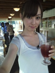 秋山莉奈 公式ブログ/お腹いっぱぃ☆ 画像1