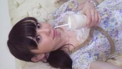 秋山莉奈 公式ブログ/バナナジュース 画像1