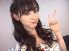 秋山莉奈 公式ブログ/いろいろ発散! 画像1