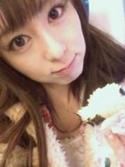 秋山莉奈 公式ブログ/新幹線の中 画像1