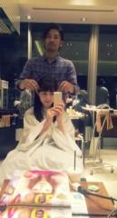 秋山莉奈 公式ブログ/髪の毛 画像1