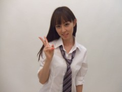 秋山莉奈 公式ブログ/制服コスプレ☆ 画像1