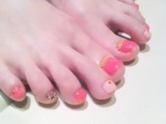秋山莉奈 公式ブログ/ネイル変えたよ! 画像2