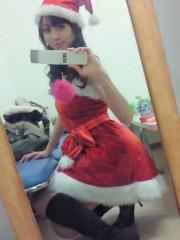 秋山莉奈 公式ブログ/サンタコス! 画像2