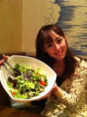 秋山莉奈 公式ブログ/目かゆい〜 画像1