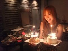 秋山莉奈 公式ブログ/亜矢Birthday 画像1