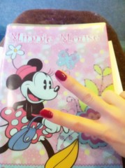 秋山莉奈 公式ブログ/赤ネイルの女。 画像1