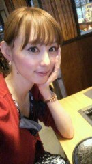 秋山莉奈 公式ブログ/もんじゃ♪ 画像1