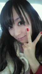 秋山莉奈 公式ブログ/雨→雪? 画像1