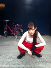 秋山莉奈 公式ブログ/セクシー機械フェチ 画像1