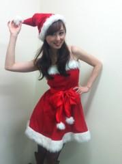 秋山莉奈 公式ブログ/Happy  X'mas 画像1