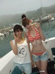 秋山莉奈 公式ブログ/プライベート水着☆ 画像1