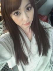 秋山莉奈 公式ブログ/バスローブ♪ 画像2