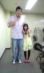 秋山莉奈 公式ブログ/チェホンマンさんと♪ 画像1