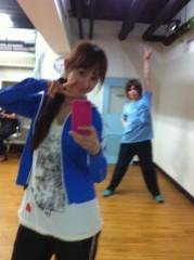秋山莉奈 公式ブログ/侍ブルー♪ 画像3