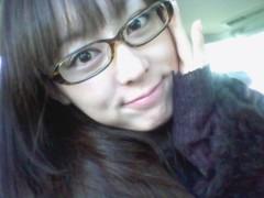 秋山莉奈 公式ブログ/めがねっ娘 画像1