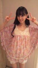 秋山莉奈 公式ブログ/新幹線からの! 画像1