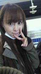 秋山莉奈 公式ブログ/またまたまた新幹線☆ 画像1